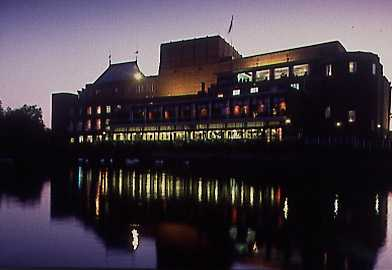 The Royal Shakespeare Theatre, Stratford